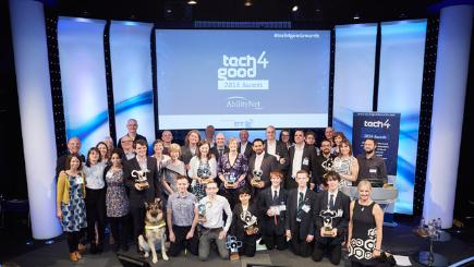 Tech4Good winners 2016