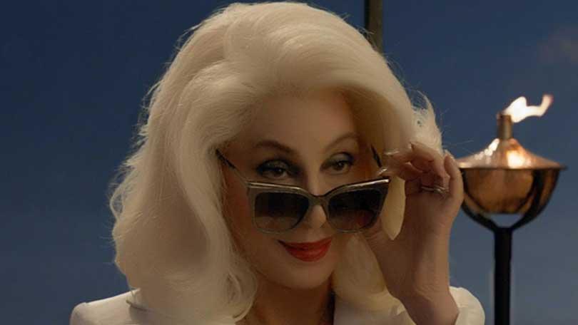 Cher in Mamma Mia: Here W e Go Again