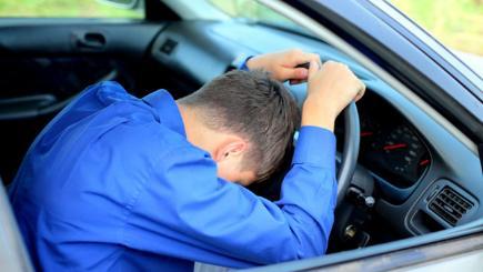 car seat detects drivers falling asleep bt