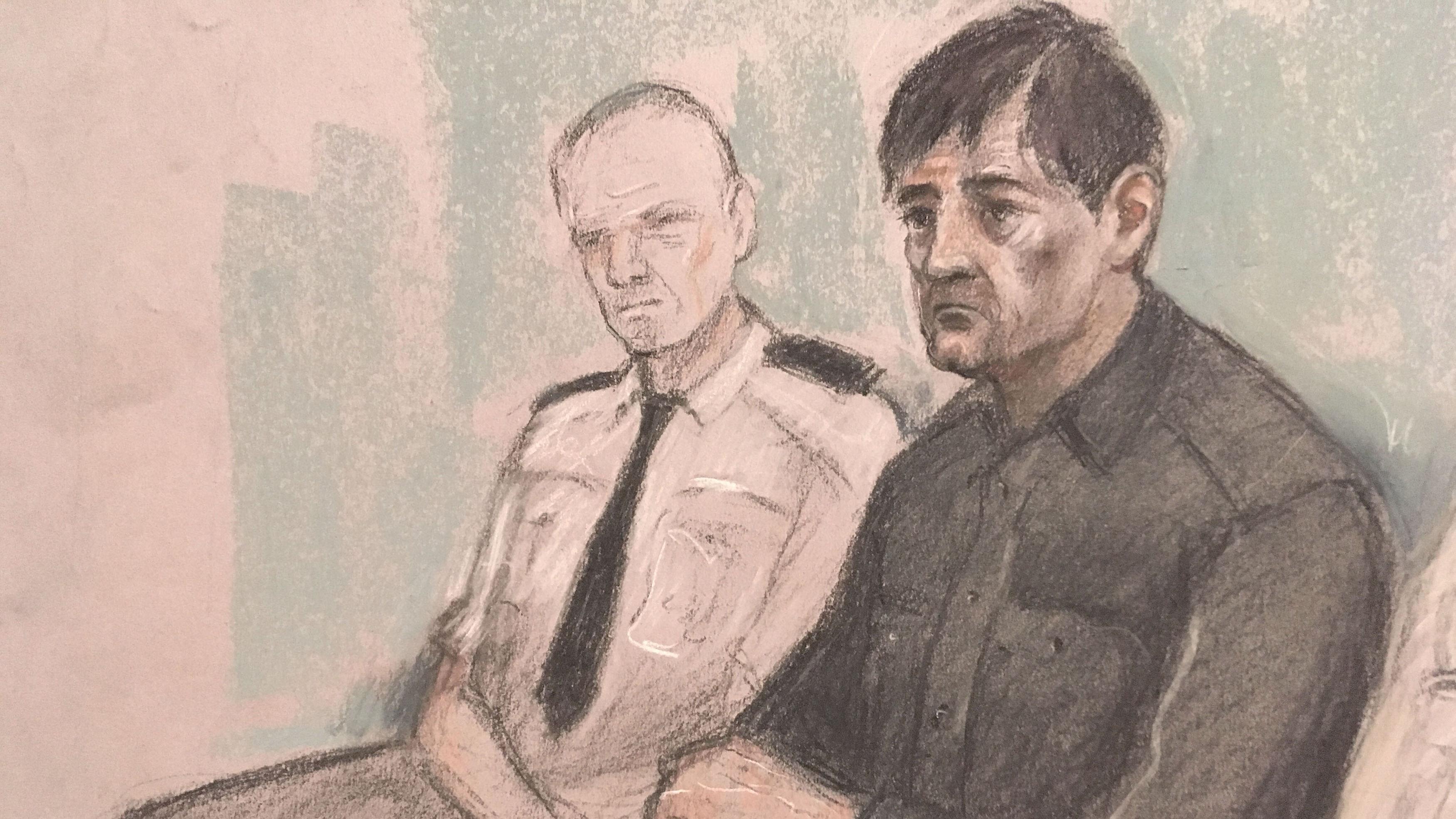 Finsbury Park terror suspect 'originally wanted to kill Jeremy Corbyn'
