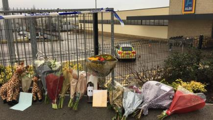 Woman dies after being stabbed to death in Aldi supermarket in Yorkshire