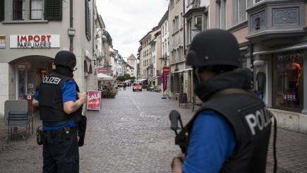 Switzerland: Five injured in Schaffhausen attack, say police