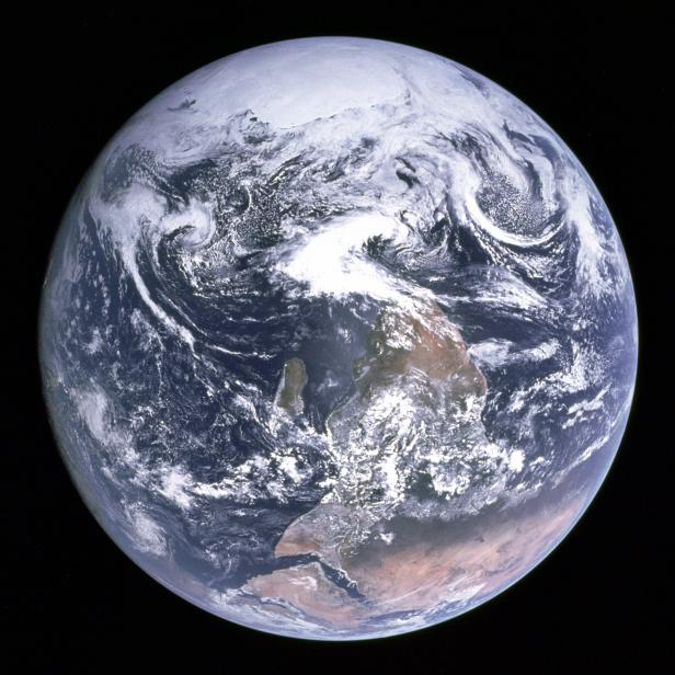 The Blue Marble (USGov/Nasa)