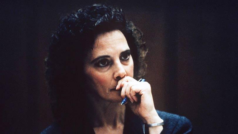 Marcia Clark in the OJ trial