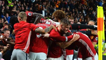Hull City 0-1 Manchester United