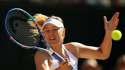 Maria Sharapova returns - live on BT Sport