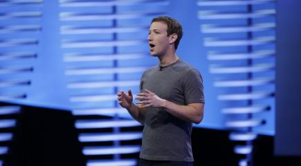 Mark Zuckerberg protects his privacy with two pieces of sticky tape