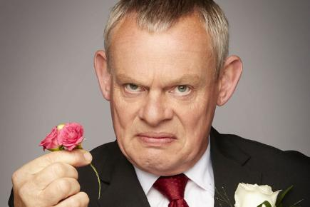 martin clunes height