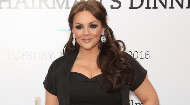 Martine Mccutcheon People Talked About My Body Like I Was A Piece Of Meat Bt