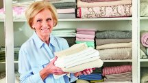 Mary Berry: My recipe for a happy home