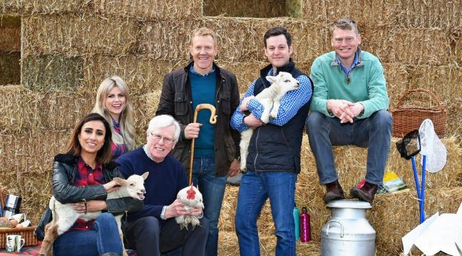 d5bcd79c107b Matt Baker says Countryfile Live at Blenheim Palace is to have  a bit of a  festival vibe