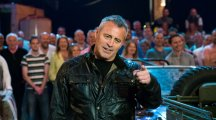 Matt LeBlanc 'steers his way back to Top Gear'