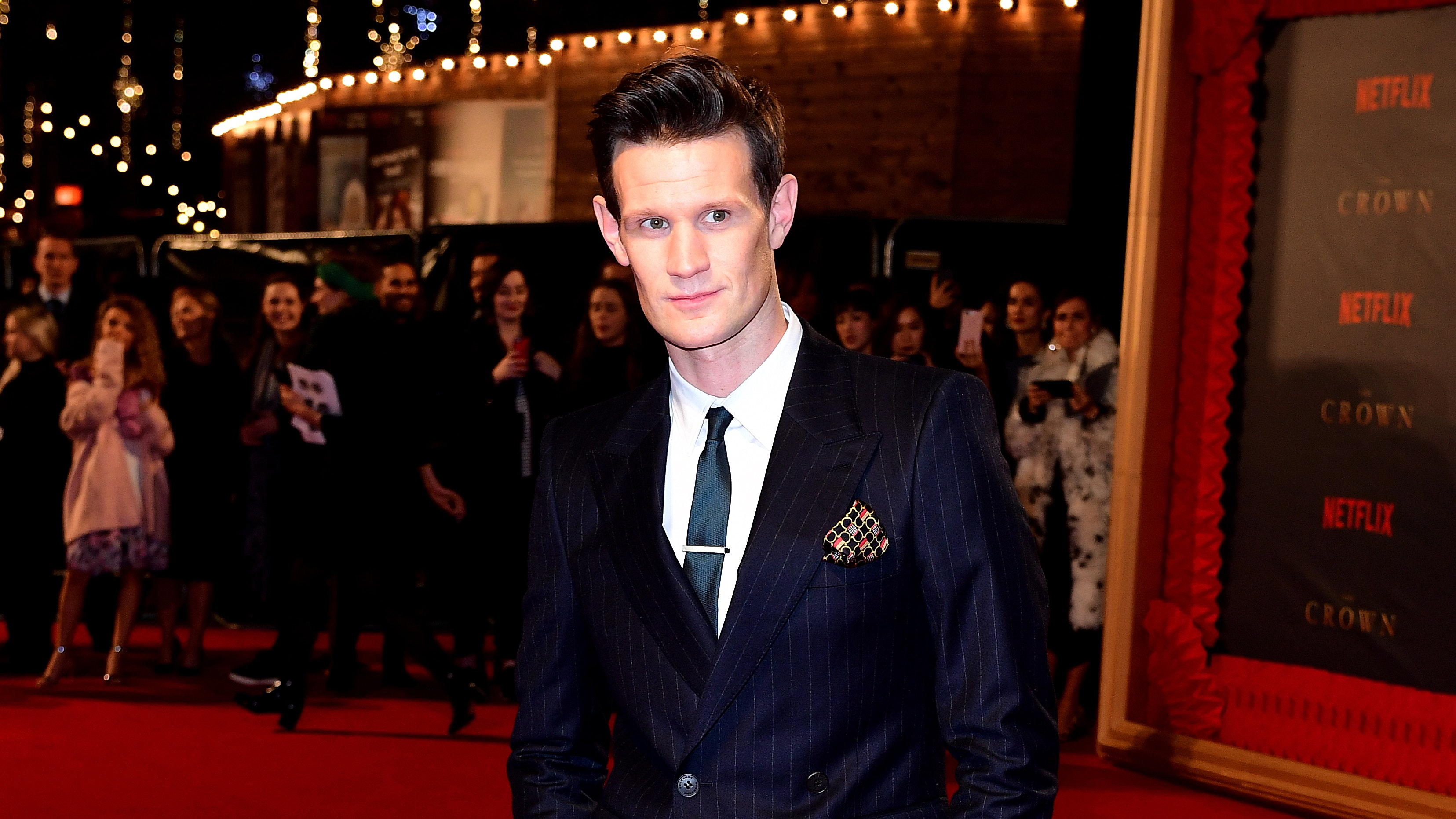 Matt Smith to play Charles Manson in new film 'Charlie Says'""