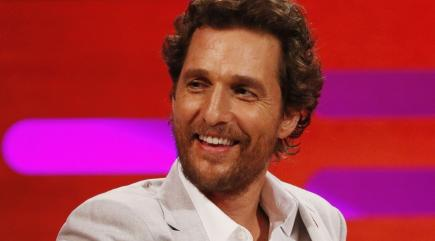 Matthew McConaughey: Time to Embrace Fact Trump is President