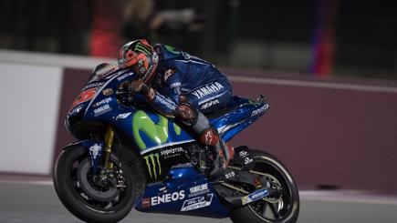 Vinales claims victory in MotoGP Qatar