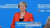 May in care costs cap U-turn after 'dementia tax' sees Tories' poll ratings dip