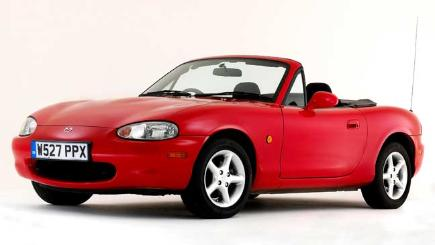 Mazda MX-5 – the sports car for everyone