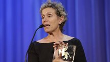 Frances McDormand stars in mini-series Olive Kitteridge