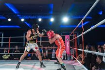 Media Fight Night 2017 is a white-collar boxing event