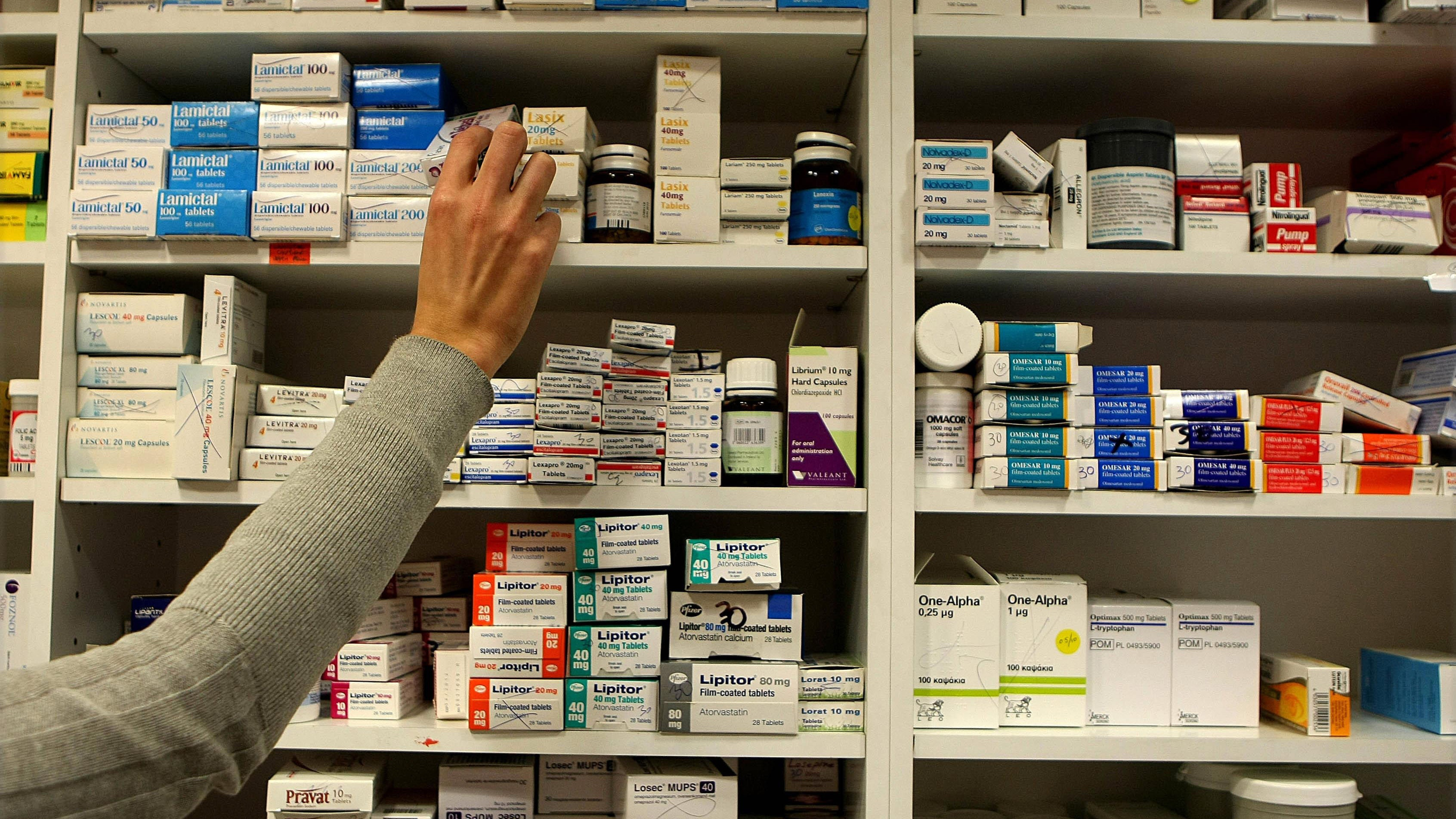 Drug errors contribute to five deaths in the NHS everyday