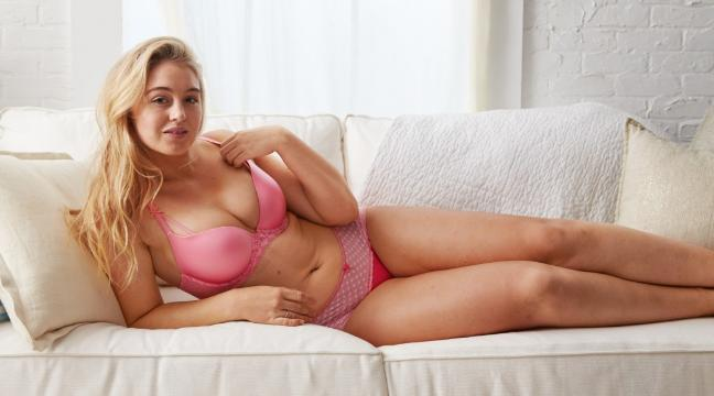 635301e936e Meet Iskra Lawrence