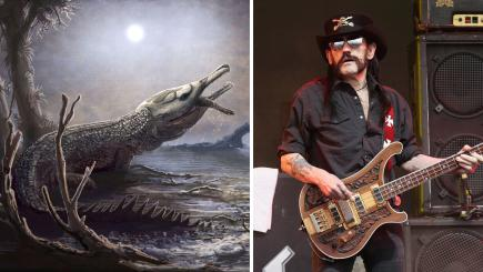 Jurassic-era crocodile named after rock band Motorhead singer Lemmy