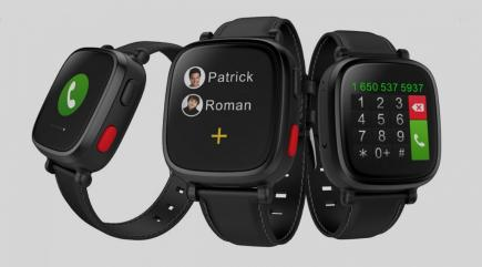 Meet the Omate S3 - a smartwatch that wants to keep elderly people safe