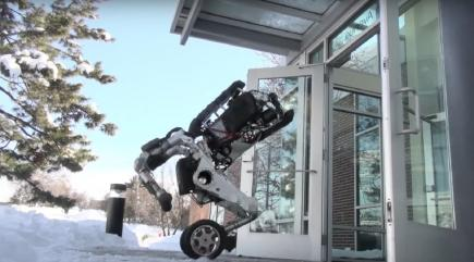 Meet the terrifying new robot from Boston Dynamics