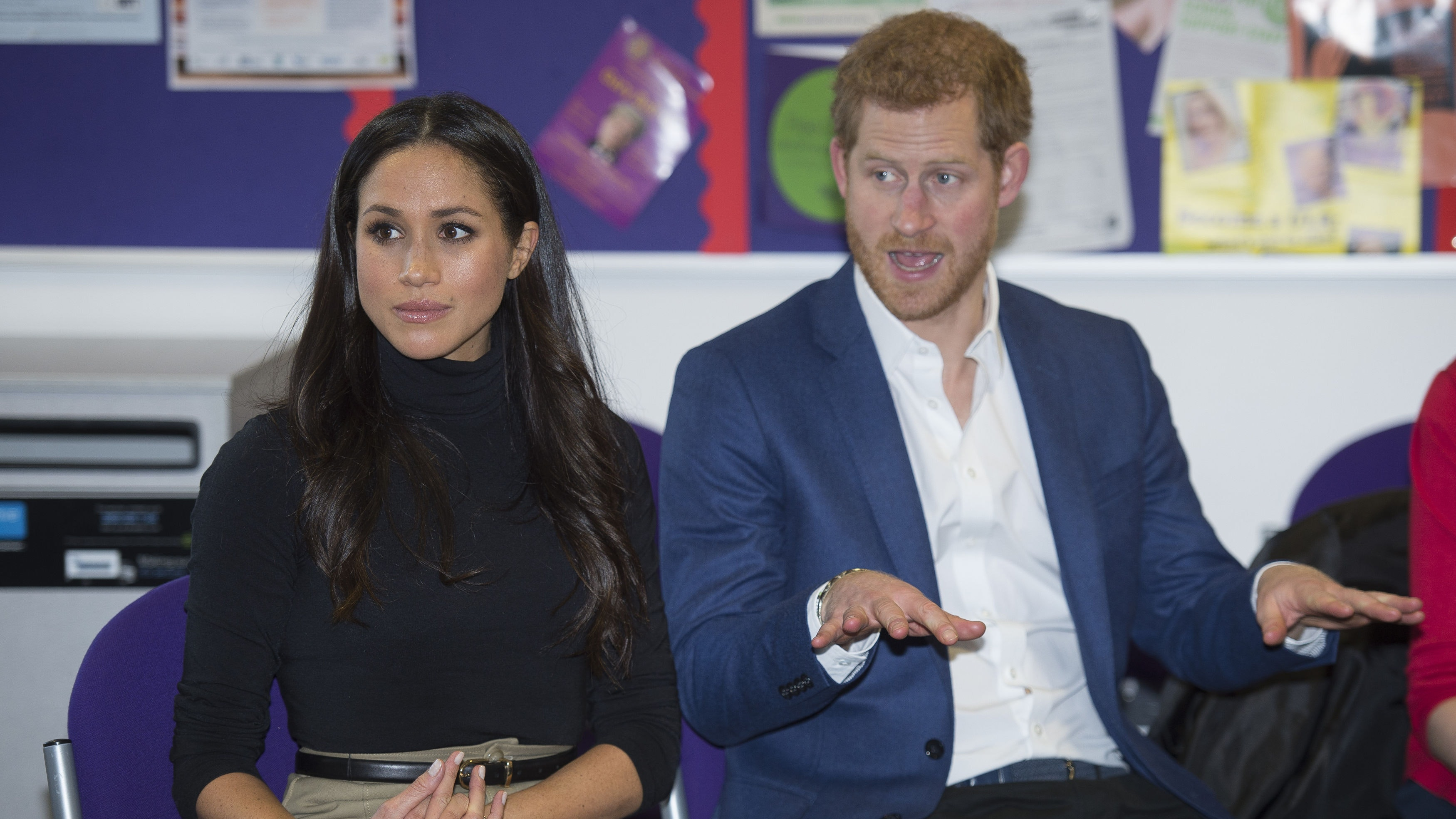 meghan et harry avril 2018