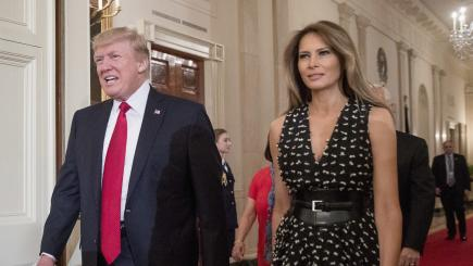 home article melania trump apology