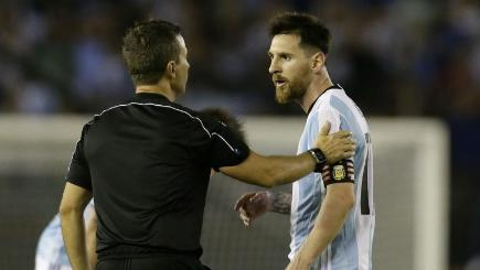 Lionel Messi banned for four Argentina games