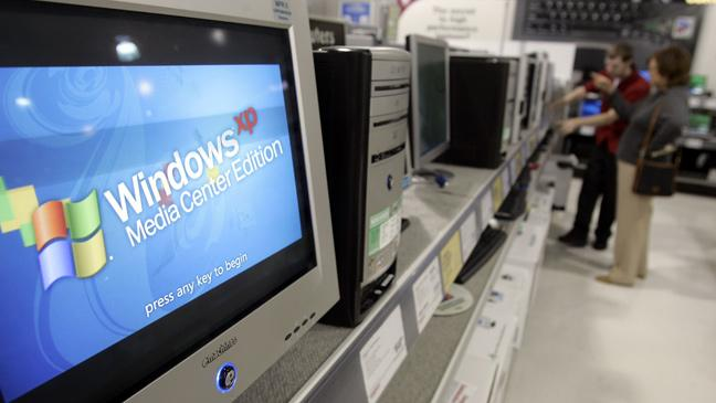 Met Police still using out of date Windows XP software on it's