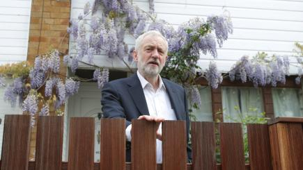 Jeremy Corbyn says Labour's 'message is getting through' to voters