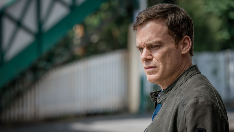 michael c hall in safe netflix
