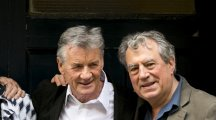 Michael Palin shares emotional post about his Monty Python friend Terry Jones' struggle with dementia