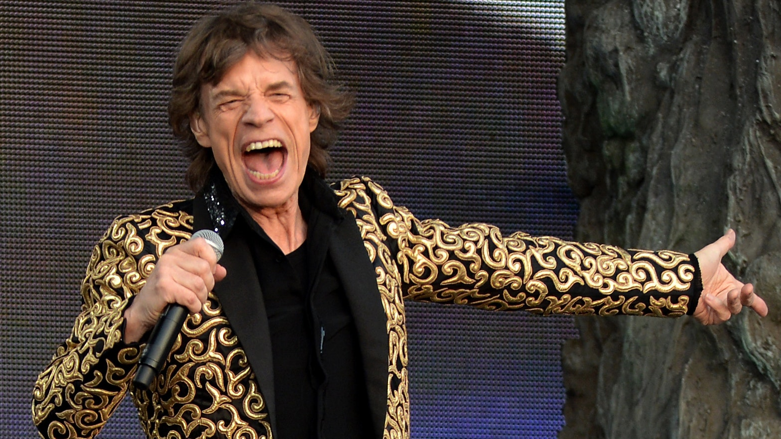 Mick Jagger 'doing very well' after medical treatment: rep