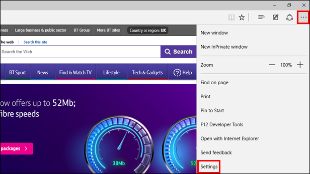 what is the reading list on microsoft edge bt
