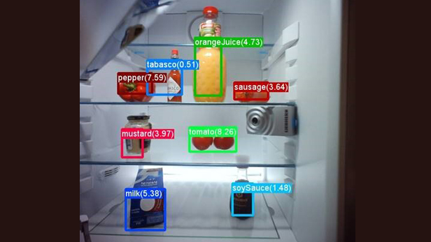 Microsoft and Liebheer's fridge tech