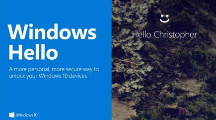 Microsoft is opening up Windows Hello to let third-party devices unlock your PC