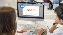 Microsoft phishing scam: don't be fooled by fake 'alert' email