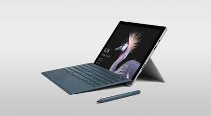 Microsoft reveals the brand new Surface Pro