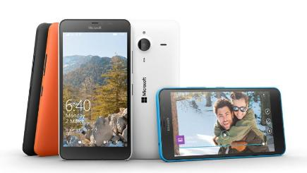 The Microsoft Lumia 640 XL (Microsoft)