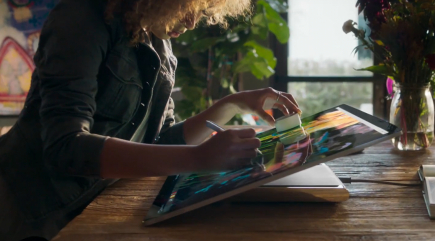 Microsoft's new touchscreen PC will bring out the artist in you