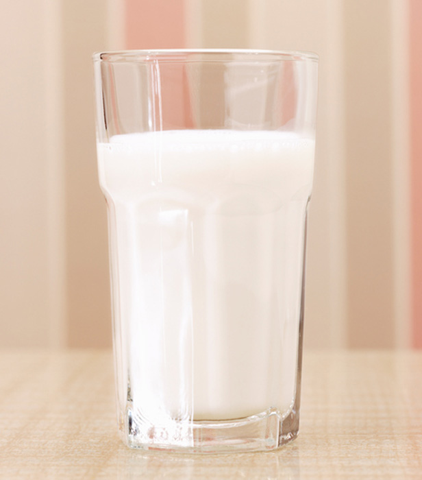 Whole milk may contain more fat that can actually help us to absorb certain vitamins