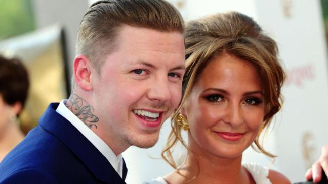 Millie Mackintosh And Professor Green Announce Separation