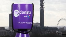 Millionth milestone for BT MyDonate