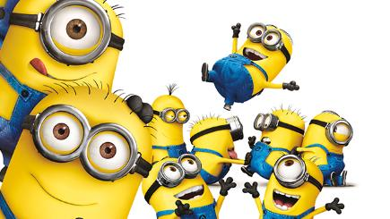 Minions Despicable Me Dancing