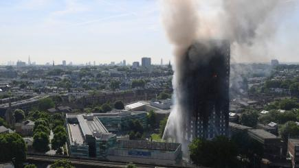 Death toll climbs to 30 in London Grenfell Tower fire
