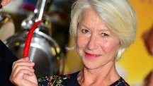 Dame Helen Mirren stars in The Hundred- Foot Journey