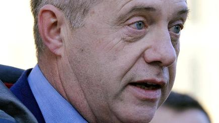Labour backbencher John Mann says he has been given a dossier about a supposed paedophile ring